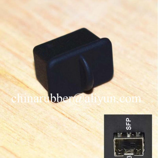 Rubber Cover Plug of Dp/ DVI/HDMI for Each GPU/ USB/Headphone/Microphone for Motherboard