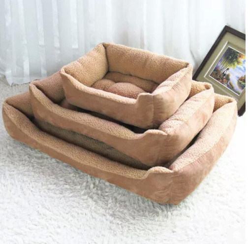 The Winter and Summer Seasons Kennel Soft Pet Bed pictures & photos