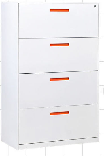 Modern Office 4 Drawer Filing Cabinet pictures & photos