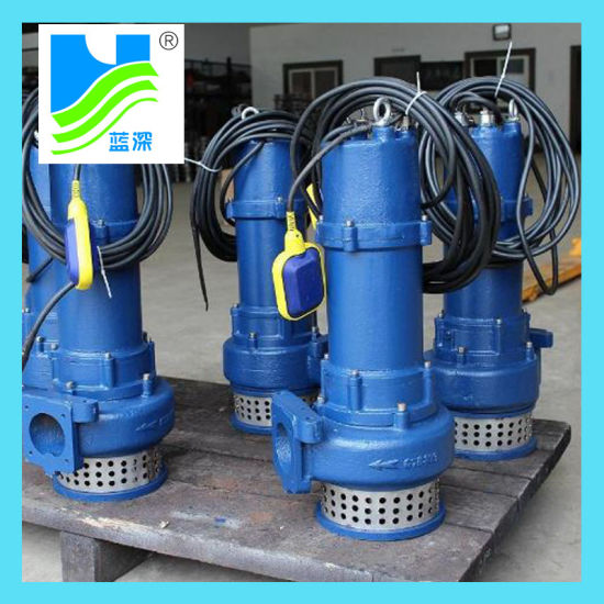 Submersible Sewage Centrifugal Pump, Sewage Pump (CP WQR Series) pictures & photos