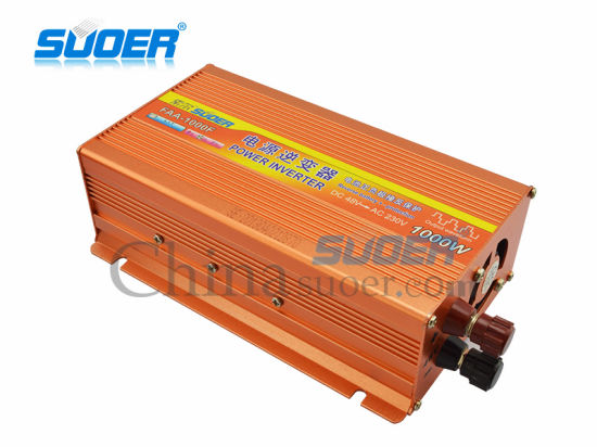 Suoer 1000W 48V Modified Sine Wave off Grid Inverter (FAA-1000F) pictures & photos