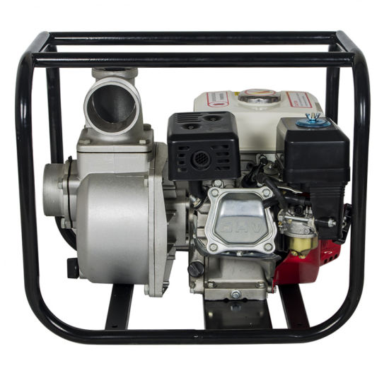 Power Value 3 Inch Gasoline Engine Water Pump Wp30 Mini Pump with Ce pictures & photos