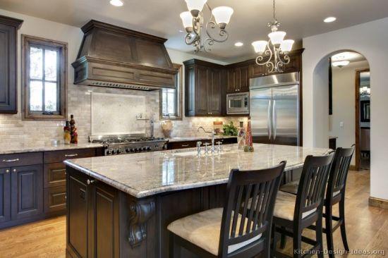 China Dark Walnut Kitchen Cabinets Dw64 China Kitchen Cabinet Craftman Kitchen