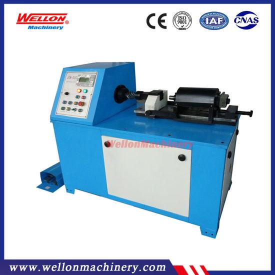 Hydraulic Twisting Wrought Iron Machine JGN-25C