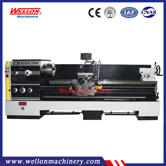 Gap Bed Lathe Machine (Horizontal Lathe CS6250B CS6266B CS6250C CS6266C)