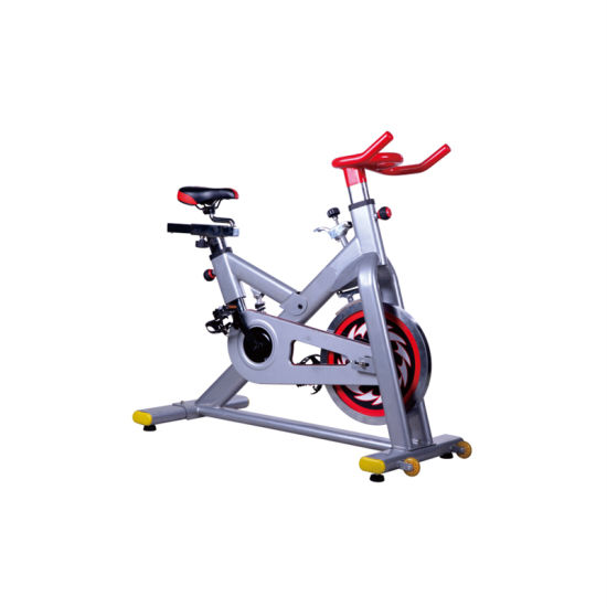 2020 Indoor Cycling Spin Bike 18 Kgs Flywheel Chain Transmission Spinning Bike