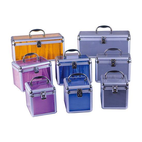 Custom Aluminum Alloy Material Alloy Multi-Purpose Toolbox Suitcase/Hand Toolbox
