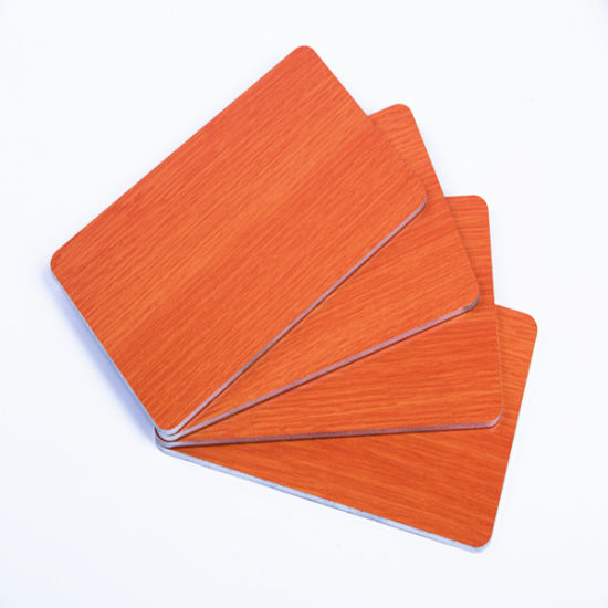 Coil Coated Aluminium Sheet Building Material Wall Panel for Exterior Wall
