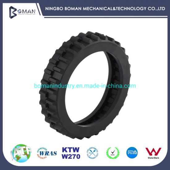 High Quality NBR/FKM/EPDM/Silicone Rubber Sealing Gaskets Rubber Parts for Machine Parts