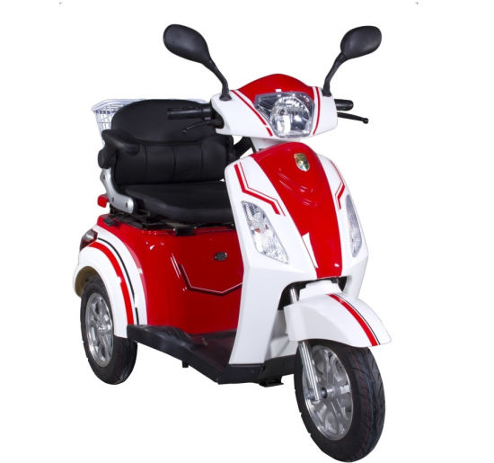 New Model EEC Approved 3 Wheel Electric Mobility Scooter