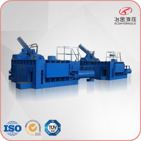 Y81t-200 Automatic Scrap Baling Machine for Metal Recycling (CE)