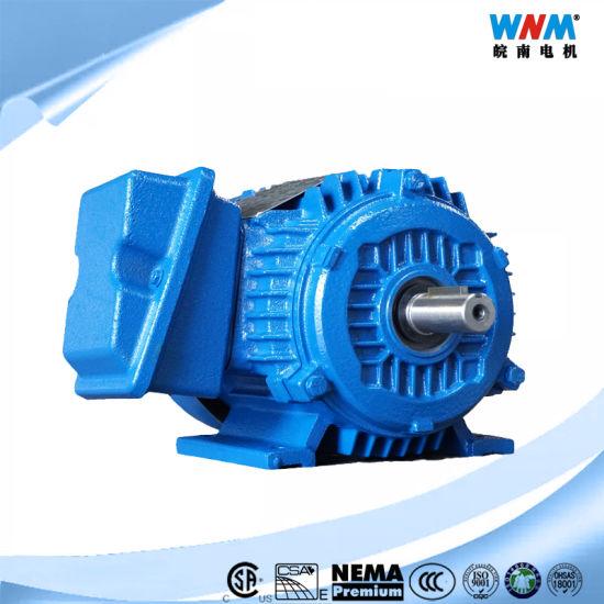 Nep CSA UL North America Premium Efficiency 3 Phase Induction AC Electric NEMA Motor 1~250HP 460V60Hz for Pump Fan Conveyor Compressor Crusher Nep-143t2-2 1HP