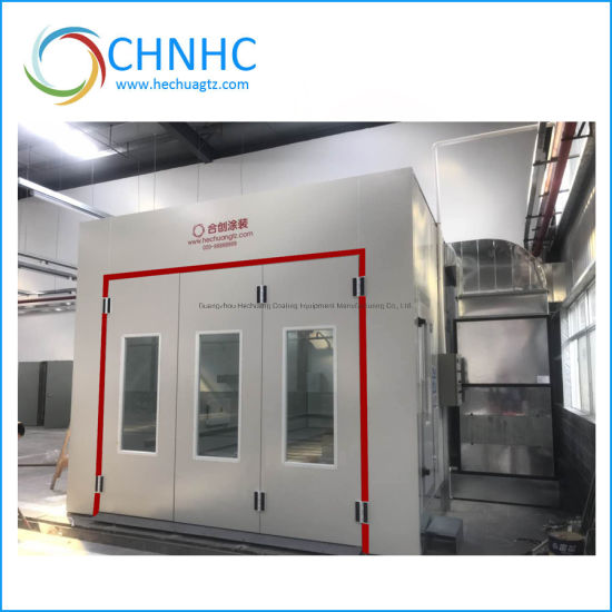 Ce Approved Car Painting Room / Furniture /Industrial Spray Paint Booth