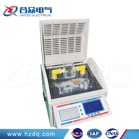 Portable Hv Hipot Dielectric Strength Tester 0-80kv pictures & photos