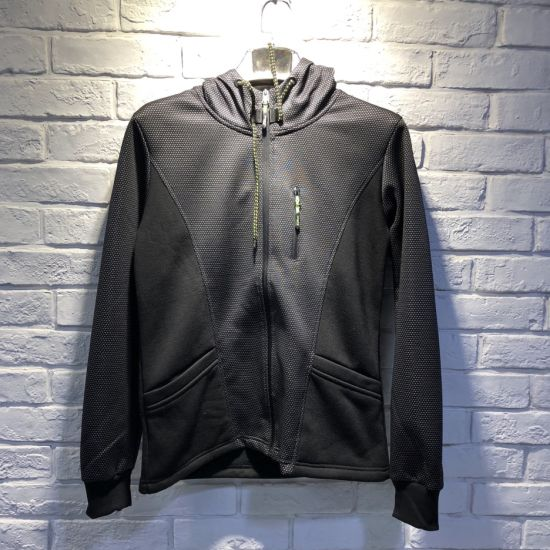 Man's Jacket with Hoodie Made with Tc