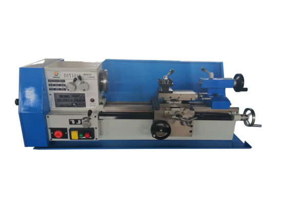 China BVB25L Small metal Lathe Machine for DIY Use with CE