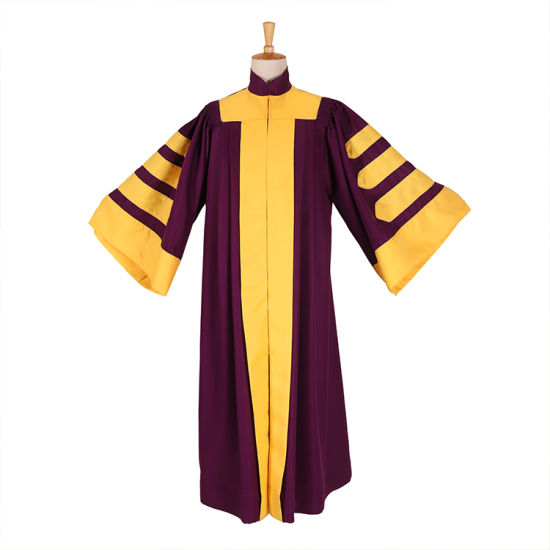 All Sizes New Bachelors University Graduation Gown Unisex High Quality!