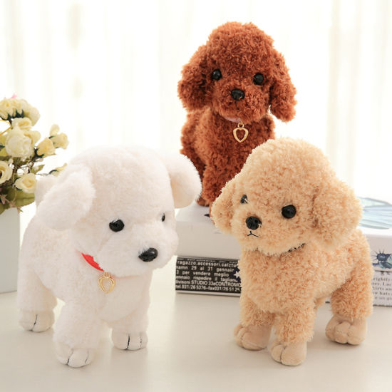 Custom Stuffed Animal Plush Dog Soft Children Toy