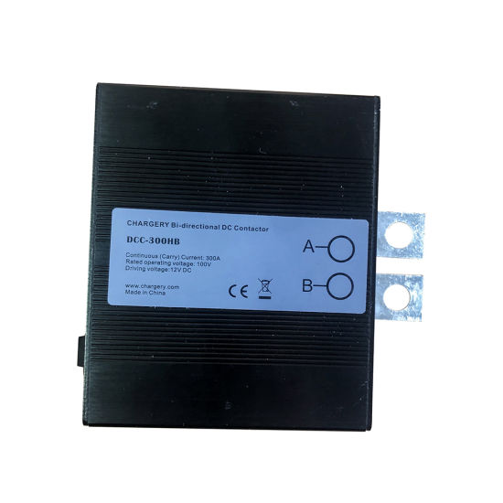 Chargery Bi-Directional 100V 300A DC Contactor pictures & photos