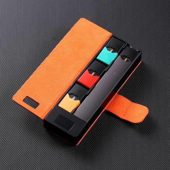 2018 New Travel Case Portable Coco Charger Bank Vape Pen Carry Case