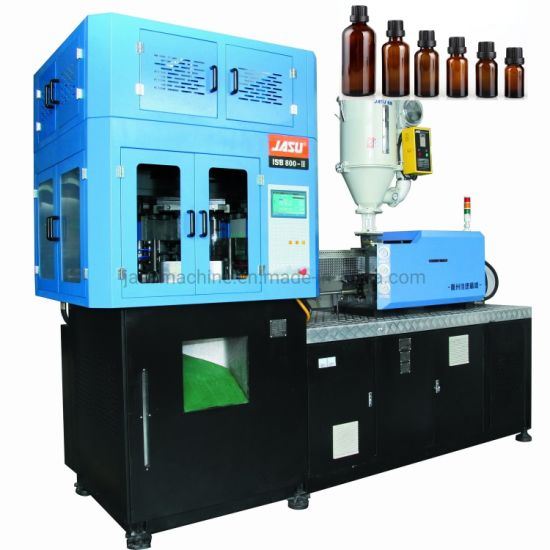 Plastic Bottle Blowing Full Automatic One Stage Plastic Injection Blow Molding Pet PETG PE PP Tritan PC Pctg Bottle Jars Making Stretch Blow Moulding Machine