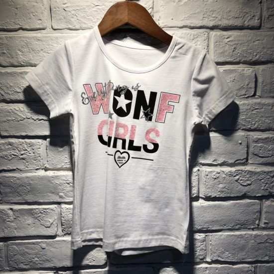 Printed Colorful T-Shirts/Tee for Girls
