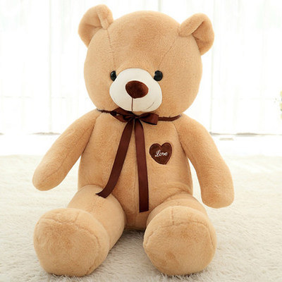 Hot Sale Seating Bear Plush Stuffed Toy