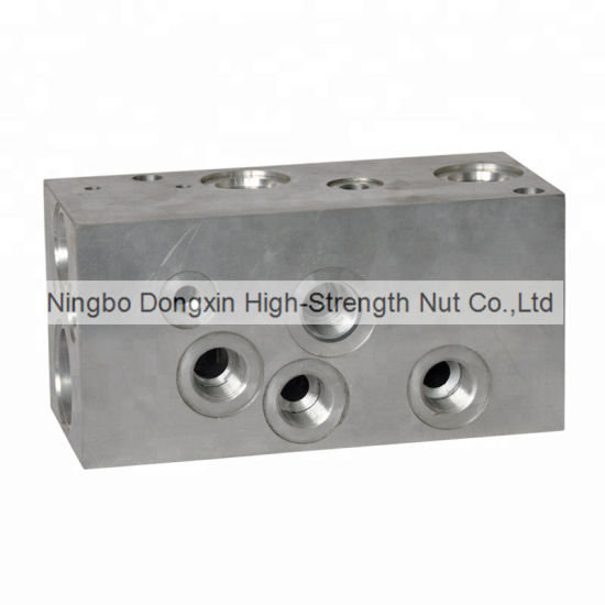 American Type Valve Body Steel Forged Parts