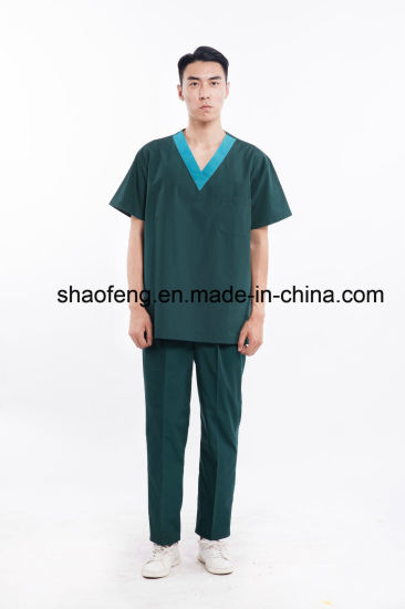 Medical Patient Gown, Hospital Gown Costume, Disposable Patient Clothing