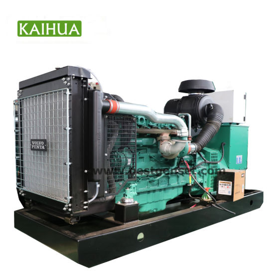 150/375/625kVA Volvo Penta Imported Engine Open/Silent/Containerized Generators