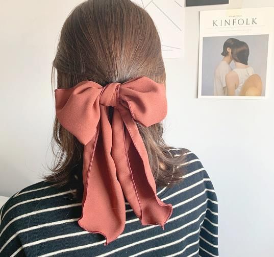 2020 New Korean Style Elegant Simple Bowknot Hair Accessories Hair Band China Hair And Hair Band Price Made In China Com
