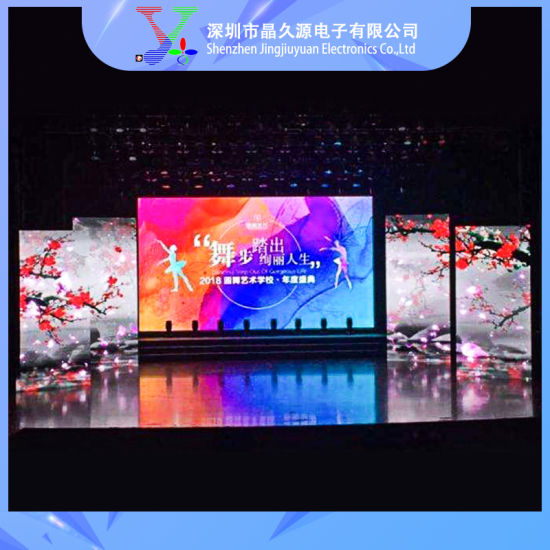 LED Display Indoor P3.91 P2.976 Hard Connection with Hub Board LED Rental Screen