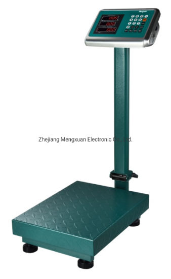 Electronic Platform Weighing Scale Weight Floor Platform Bench Scale