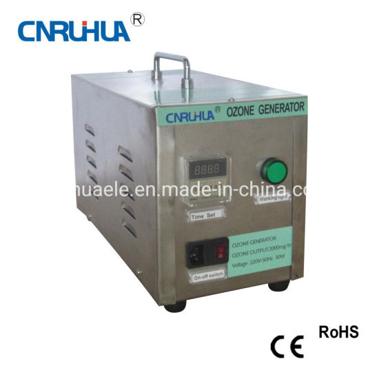 220V 30g Plate Type Ozone Generator for Air Purifier