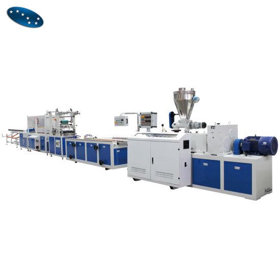 PVC Plastic Ceiling Panel Extrusion Production Line