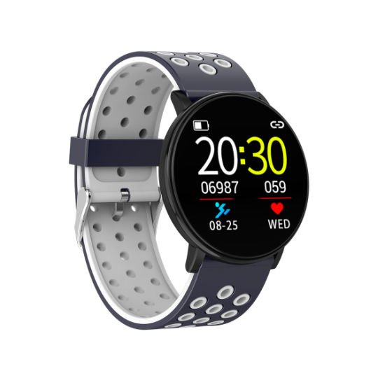Heart Rate Monitor Fitness Tracker Sport Smart Gift Watch