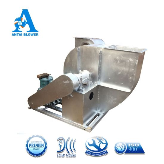 Stainless Steel Centrifugal Exhaust Fan/Air Blower for Industrial Ventilation & Air Change