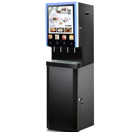 Best-Selling Make Hot Coffee Automatic Coffee Machine Black Coffee Maker
