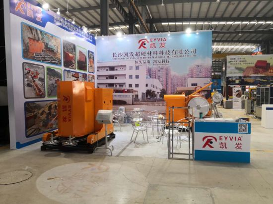 Reinforced Wire Saw Machine for Concrete Cutting and Stone Cutting pictures & photos