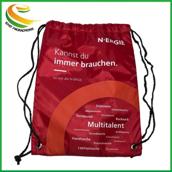 Hot Sell Non Woven Fabric Cooler/Freezer Drawstring Bag