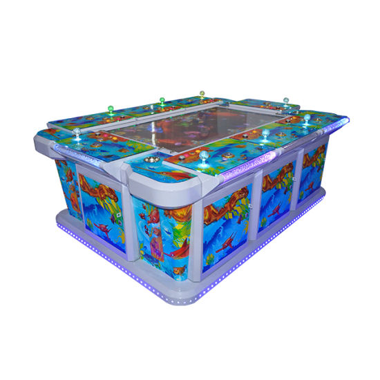 Mobile fish table game online