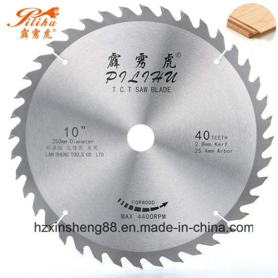 China Manufacturer Tct Saw Blade For, What Type Of Saw Blade To Cut Laminate Flooring