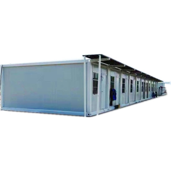 Sandwich Panel Portable Fast Assembling Container House pictures & photos