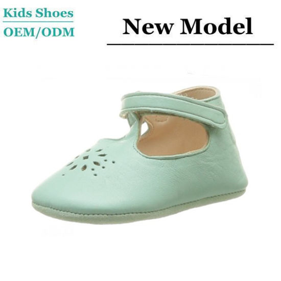 Guangzhou Spring New 6-12 Months Baby Sweet Fashion Baby Walking Shoes