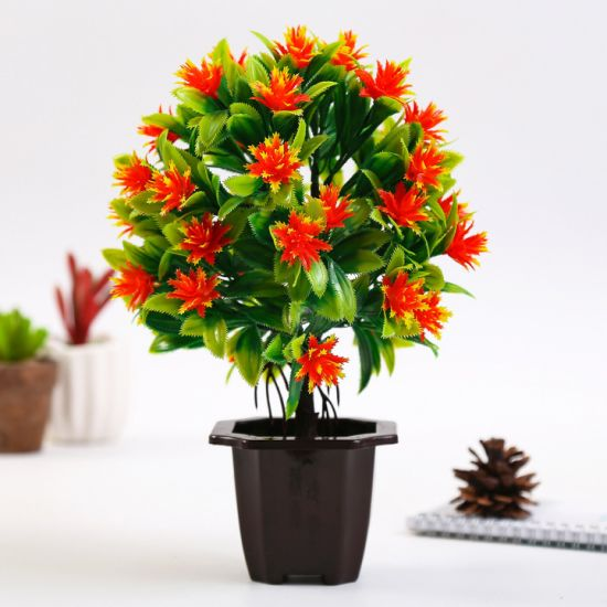 Good Quality Bonsai Artificial Flower Plant Home Decoration pictures & photos