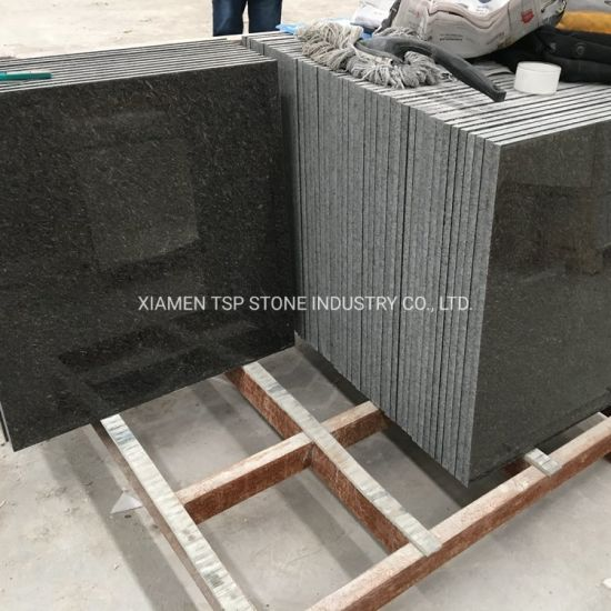 Polished Cafe Imperial Brown Granite Slabs and Tiles pictures & photos