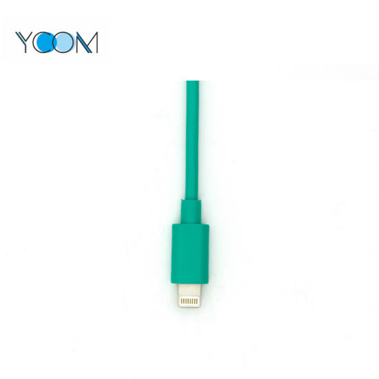 Cartoon Design USB Cable for Lightning with High Quality pictures & photos