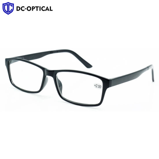 Fashion Cheap Ce Reading Glasses Newst 2019 Plastic Reading Glasses with 1.0 1.5 2.0 2.5 3.0 3.5 4.0