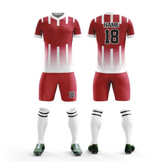 China Custom Sports Goods Latest Design Sublimation Athletic