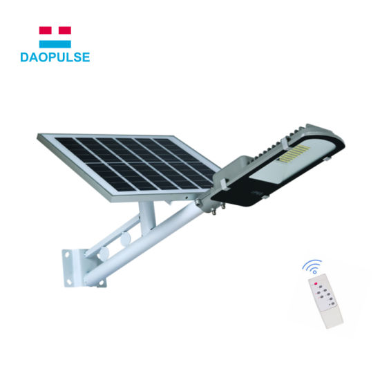 Manufacturers of Guangzhou 100W Solar Street Light pictures & photos